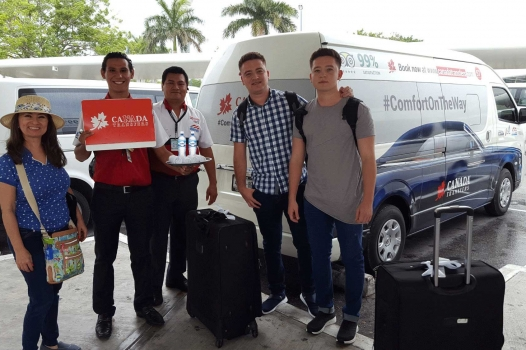 Canada Transfers Favorite S Cancun Airport Transportation